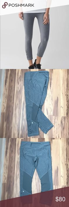 Lululemon Speed Crops Brand New Withour Tags Size 10 No stains No Flaws lululemon athletica Pants Ankle & Cropped