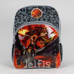 Jelfis.com - How to Train Your Dragon Large Backpack - Hiccup Toothless 16' Boys Book Bag, $17.99 (http://www.jelfis.com/how-to-train-your-dragon-large-backpack-hiccup-toothless-16-boys-book-bag/)