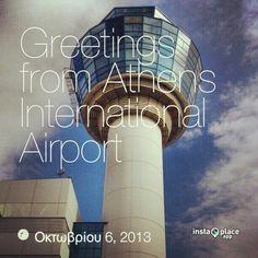 Athens International Airport - Eleftherios Venizelos (ATH) Διεθνής Αερολιμένας Αθηνών - Ελευθέριος Βενιζέλος