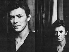 David Bowie, Chicago 1980. Photo by Anton Corbijn.