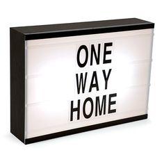 top3 by design - Page Thirty Three - Bianca Riggio + Ryan Hanrahan - cinematic light box lamp black