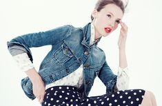 J.Crew Fall 2012 Lookbook  - Fashion | Popbee