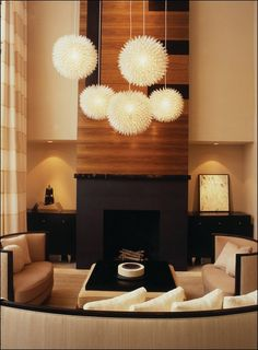 Black Fireplace Surround Design Ideas, Pictures, Remodel and Decor Black Fireplace Surround, Fireplace Wall, Fireplace Surrounds, Home Interior Design, Interior Decorating, Exterior Design, Decorating Ideas, Living Room New York, Living Rooms