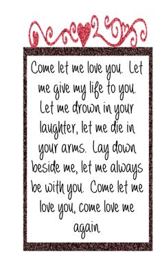 Just read these lyrics once, then once again. If they don't say what you've always want to tell your love, then you are missing life as well as love. A beautiful song from one of my favorite performers - John Denver - Annie's Song Lyrics To Live By, Love Songs Lyrics, Song Lyric Quotes, Music Quotes, Music Lyrics, Lyric Art, Dad Quotes, Music Music, Love Me Again
