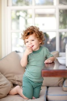 skylar luna kids organic pjs - great for holiday gifts, especially in the cute red or green. this stuff is soooo comfy.