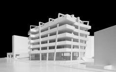 Spider Center   A project by Mino Caggiula Architects