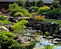 Gardens We Love On Pinterest Botanical Gardens Japanese Gardens And Herb Spiral