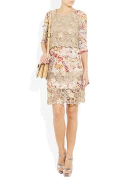 Mulberry. Lace.