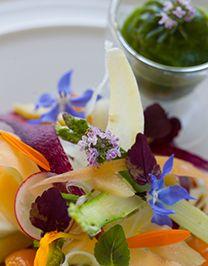 The Kitchen Garden  of La Réserve Ramatuelle