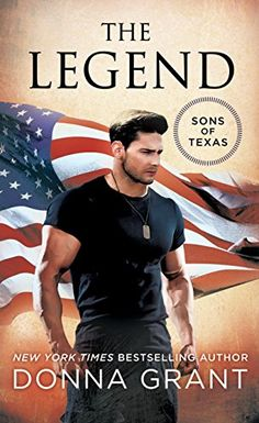 The Legend, an all-new sexy standalone from Donna Grant is available now! The Legend by Donna Grant Publisher: St. Martin's Press Genre: Contemporary Romance Synopsis A LONE STAR LOVER They live to… New York Times, Ny Times, Book Boyfriends, Romance Novels, Great Books, Bestselling Author, Books To Read, Sons, Ebooks