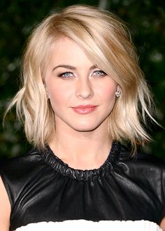 Julianne Hough Hair--possible haircut for this fall?