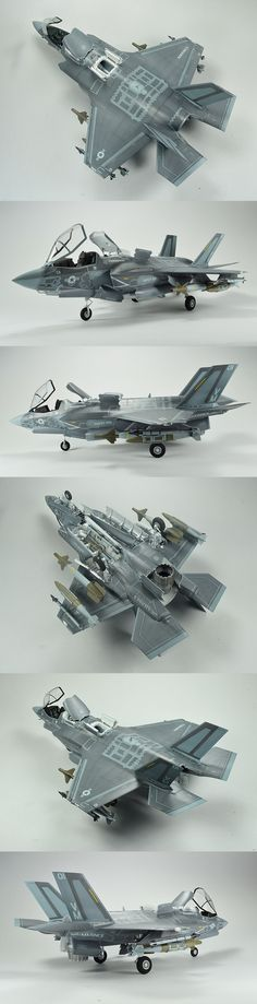 USMC F-35B Lightning II | Unknown Scale