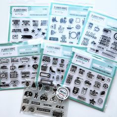 1000 Images About Rubber Stamps On Pinterest Clear