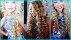 ♛ Longest Lasting Curls Ever ♛ | NUME 3-in-1 Wand (small barrel)