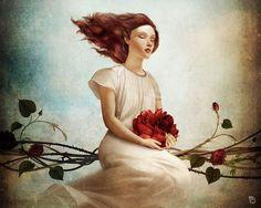 Pode o universo feminino   ser expresso tão delicadamente,   com tamanha sutileza   em cenas tão cheias   de significado?     Christian S...