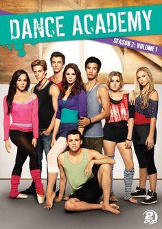 Dance Academy - Serie de NETFLIX