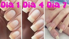 Acrylic Nails Beauty Nails Hair Beauty How To Grow Nails Bella Beauty Nail Problems Beauty And The Best Nail Treatment Nail Tips Coffin Nails, Gel Nails, Acrylic Nails, Nail Polish, Cute Nails, Pretty Nails, Dual System, Beauty And The Best, How To Grow Nails