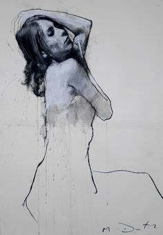 Mark Demsteader Contemporary figurative art