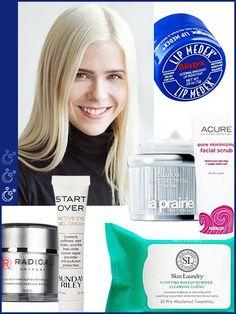 Beauty editors' nighttime skin-care routines | allure.com