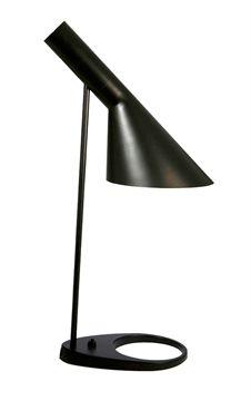 Replica Arne Jacobsen AJ Table Lamp by Arne Jacobsen - Matt Blatt Tripod Table Lamp, Table Lamp Sets, Desk Lamp, Desk Chair, Kirkland House, Torchiere Lamp, Black Table Lamps, Buffet Lamps, Vintage Packaging