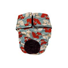 Dog Diapers - Made in USA - Happy Fox Washable Dog Diaper for Incontinence, Housetraining and Dogs in Heat *** Want to know more, click on the image. (This is an Amazon affiliate link)