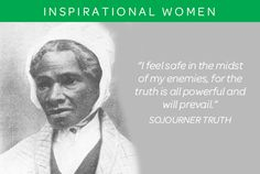 Servant Leadership Profile: Sojourner Truth – Black History Month