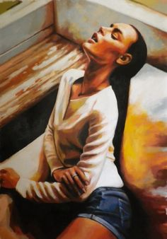 View Thomas Saliot's Artwork on Saatchi Art. Find art for sale at great prices from artists including Paintings, Photography, Sculpture, and Prints by Top Emerging Artists like Thomas Saliot. Thomas Saliot, Sexy Painting, Oil Painting Abstract, Painting & Drawing, Oil Paintings, Art Thomas, Hair Art, Sculpture, Black Art