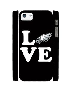 Love Eagles iPhone case