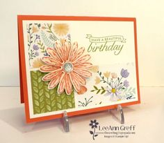 Another Daisy Delight card