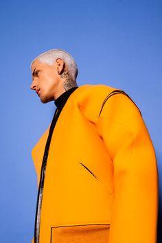 Igor Stepanov at Select Models lensed by Mark Rabadan and styled by Hirohito Egusa