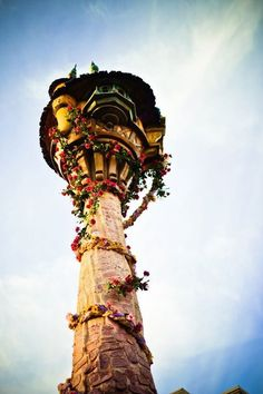 Rapunzel's Tower...Tangled <3