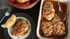 Kids will love chicken stuffed with meat and cheese. The recipe is impressive, but comes together in a cinch!