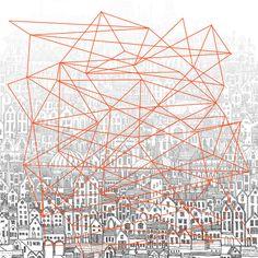 david fleck - invisible cities
