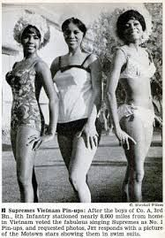 early '60's; The Supremes