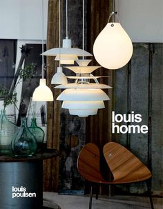 Design Holding: a project with B&B Italia, Flos and Louis Poulsen Interior Lighting, Home Lighting, Modern Lighting, Lighting Design, Pendant Lighting, Pendant Lamp, Danish Design, Modern Design, Blitz Design