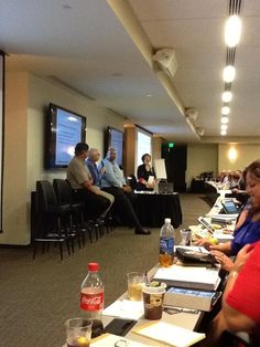 Q and A with panel of Operating Principals on why market centers succeed (or not) at Launch
