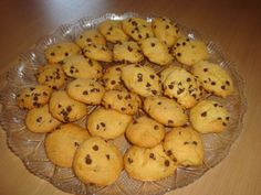 biscotti con gocce di cioccolato - chocolate chips cookies