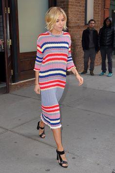 Best Dressed: Jourdan Dunn, Kristen Stewart And Stella McCartney | Fashion | Grazia Daily