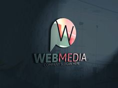 Web Media / Letter W Logo by Josuf Media on Creative Market