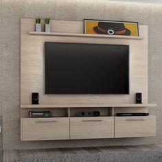 Modern Tv Unit Designs, Modern Tv Wall Units, Living Room Tv Unit Designs, Ceiling Design Living Room, Tv Wall Design, Buy Living Room Furniture, Tv Unit Furniture, House Furniture Design, Tv Unit Decor