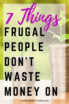 WThere are just some things frugal people will either not pay for or not spend a lot of money on. This is how they keep money in their pockets available for the things that really matter to them. Here is a list of 7 things frugal people don't pay for. Save Money On Groceries, Ways To Save Money, Money Tips, Money Saving Tips, Groceries Budget, Money Hacks, Frugal Living Tips, Frugal Tips, Budgeting Finances