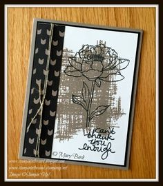 Stampin' in the Sand: Go Wild for Team Stamp It Hop. Stampin Up You've got this card.