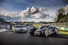 Wenn vom 30. April bis zum 7. Mai wieder das Starterfeld des Gumball 3000 durch Europa fährt, werden einige interessante Fahrer und Fahrzeuge mit dabei sein. Eigentlich ist sogar jedes ... weiterlesen