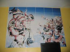 dragon wall rasterbator