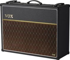 We do love Vox amps!