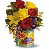 We have amazing happy birthday flowers, just visit us at www.flowersdeliveryhouston.com and make someone smile