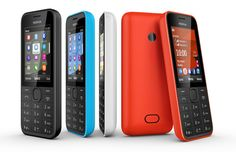 Nokia Launch Nokia 208 Dual SIM Nokia 208 and Nokia 207 with with 3G internet, social networks and multimedia | Best Mobile Phones