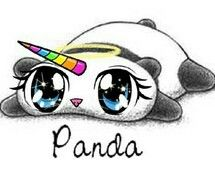 Also known as a pandacorn :)