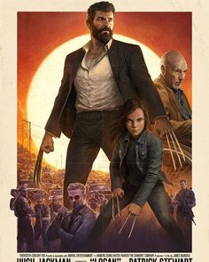 The Logan poster I created for IMAX was released today! Big thanks to 20th Century Fox for the amazing opportunity and to everyone who has ever shared my artwork! In the next couple weeks you'll be able to go to any theater that has an IMAX and check out the poster I'm so hyped!  #Logan #IMAX #poster #poster illustration