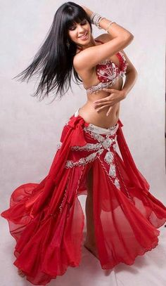 Belly dancing, I always think the costumes are beautiful Belly Dance Outfit, Belly Dance Costumes, Shall We Dance, Just Dance, Line Dance, Chica Fantasy, Belly Dancers, Hula, Dance Outfits
